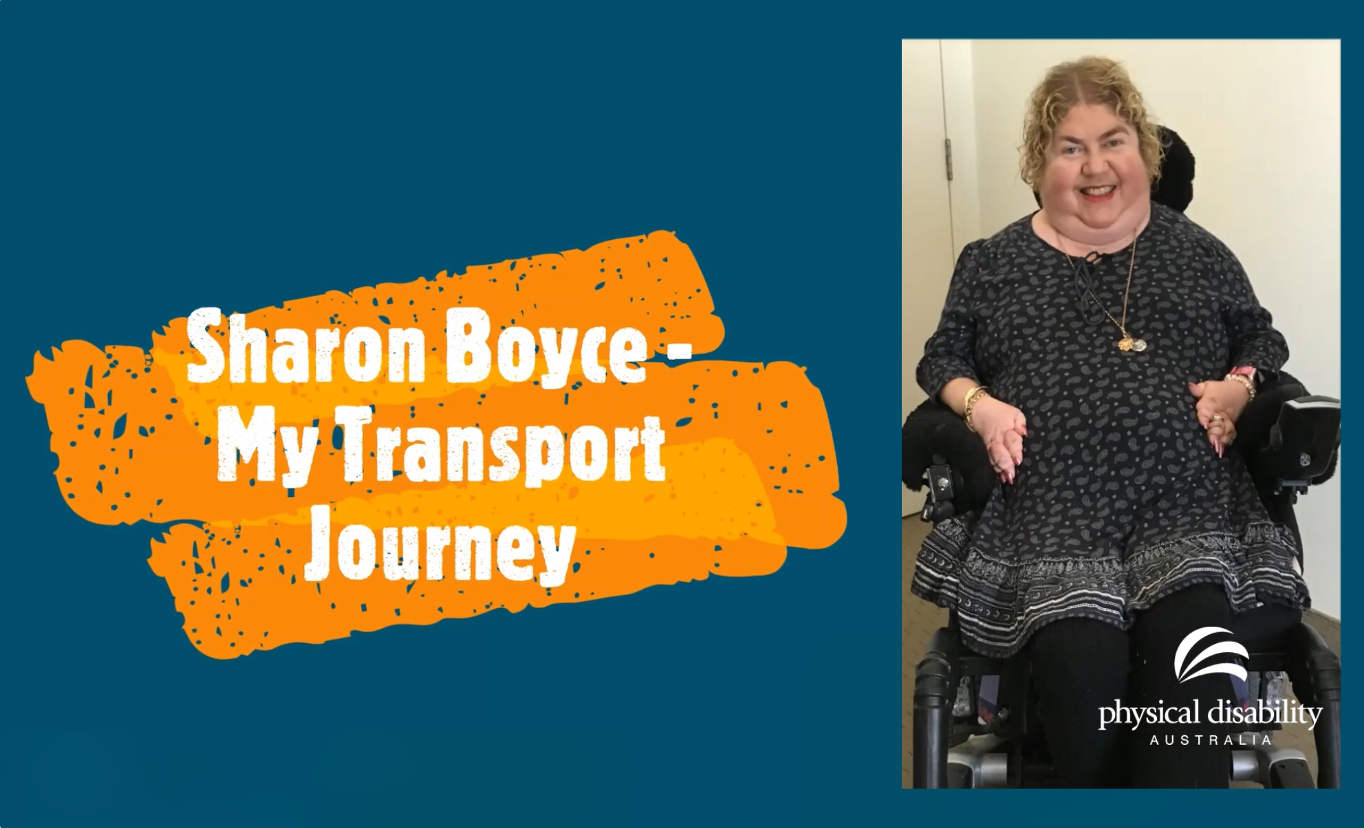 Exploring Accessible Transport with physical disability and using an electric wheelchair